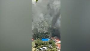 Kronologi Pembakaran Puskesmas dan Sekolah di Distrik Kiwirok oleh KKB