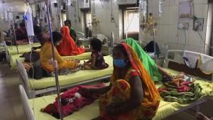 India Diserang Wabah Demam yang Sebabkan 114 Orang Meninggal