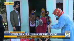 Jokowi Ingin Target 70 Persen Penduduk Sudah Divaksinasi Segera Tercapai