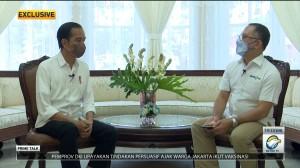 Percepat Vaksinasi, Jokowi Kerahkan TNI-Polri untuk Kurangi Ketimpangan antardaerah