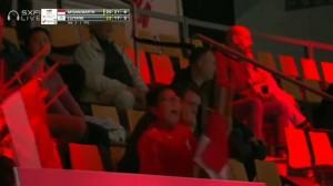 Viral! Semangat Bocah Dukung Timnas di Thomas Cup 2020