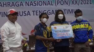 Gubernur NTT Beri Bonus Rp6,5 Miliar Bagi Atlet PON Papua