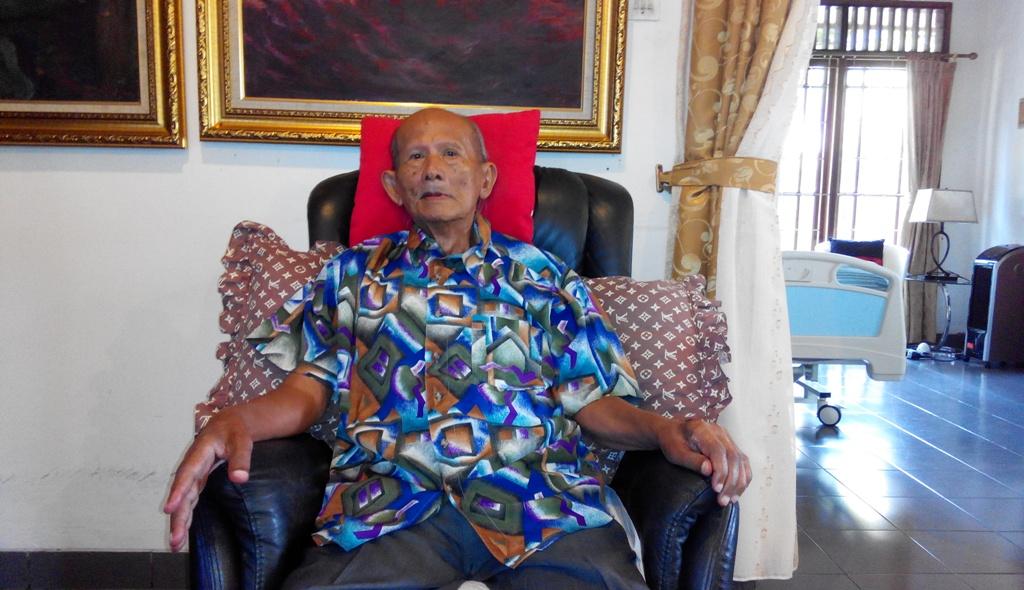Augustin Sibarani: Jadi Karikaturis atas Mandat Bung Karno