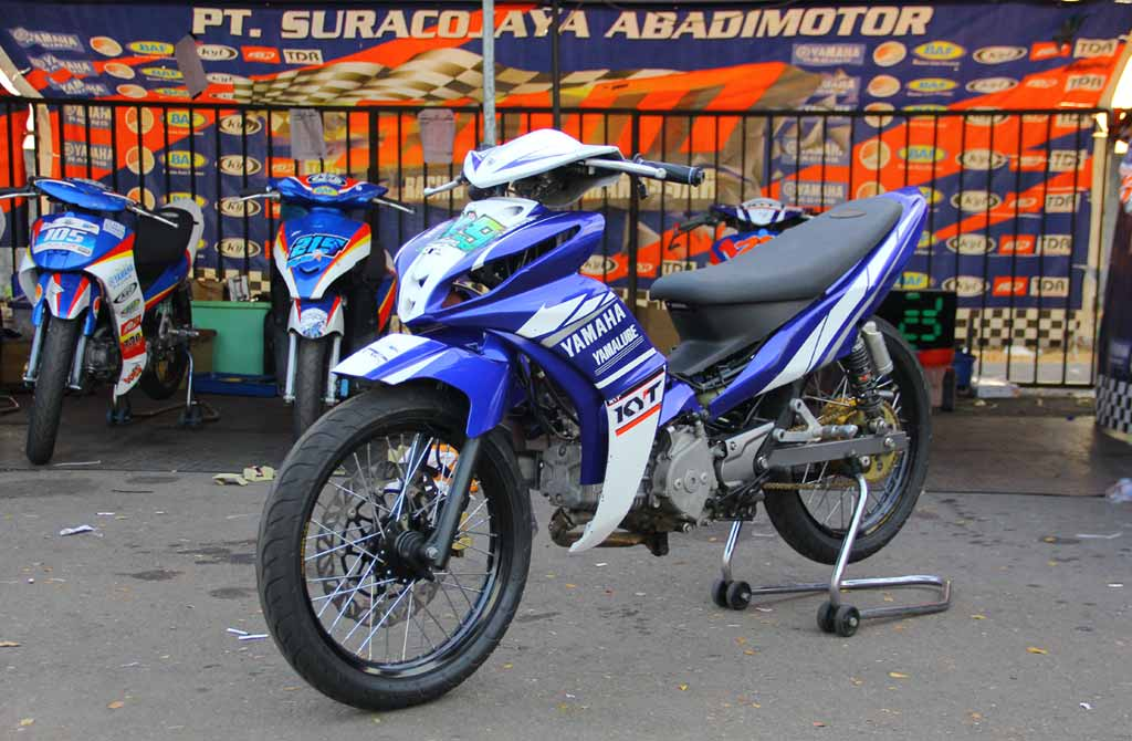 Yamaha Jupiter Z1 Versi Motoprix Masih Butuh Riset Medcom Id