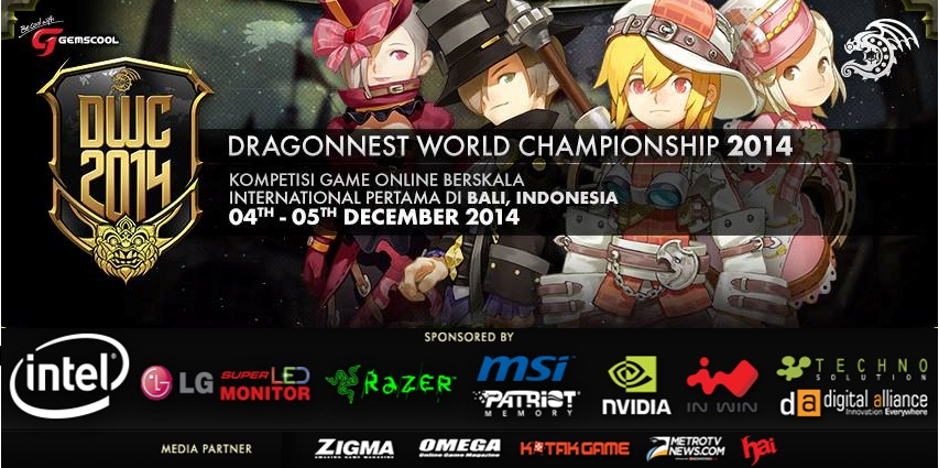 Menyongsong Dragon Nest World Championship 2014