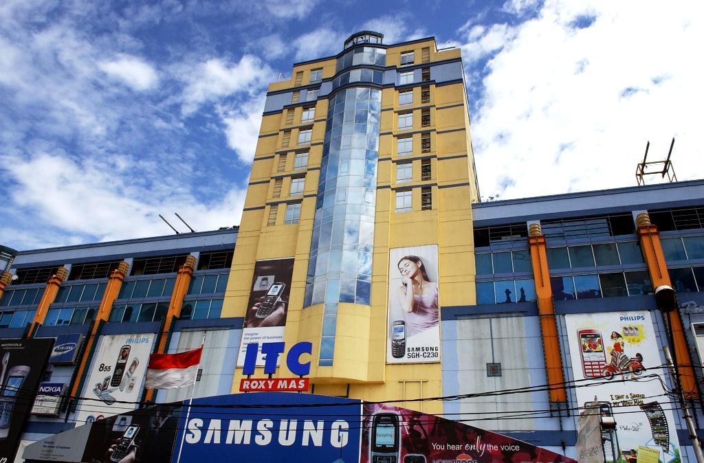 ratu plaza electronics repair shop jakarta