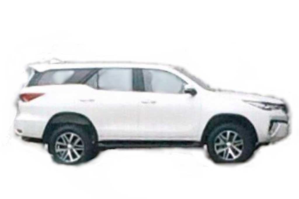 Desain New Toyota Fortuner Bocor Kali Ini Versi Asli