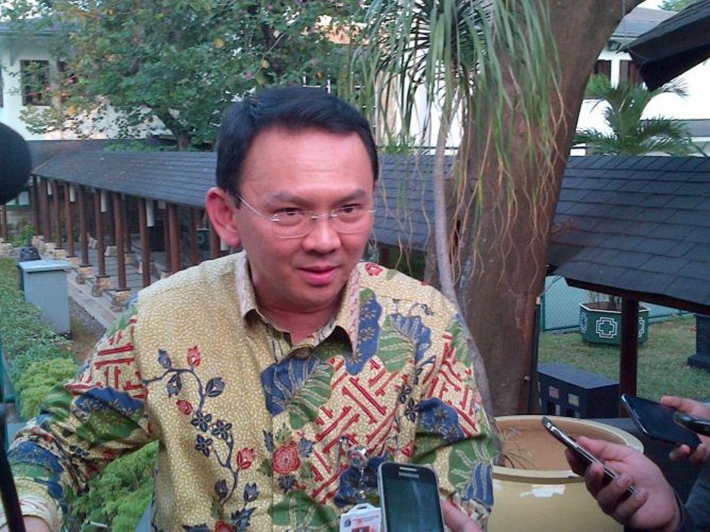 Ahok Janji Usir PKL Liar dari Jakarta