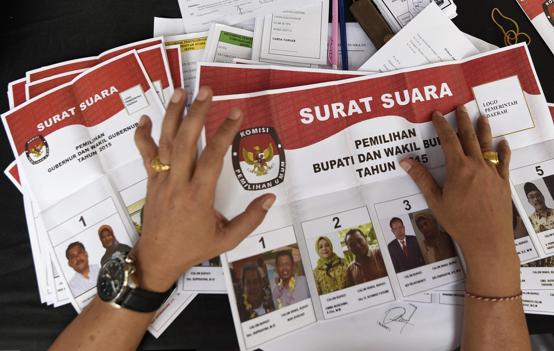 KPU: Pemilihan Calon Tunggal Tetap Pencoblosan
