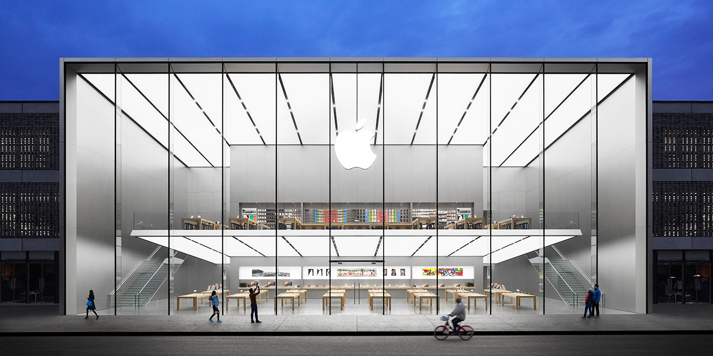 40+ Apple Store Images