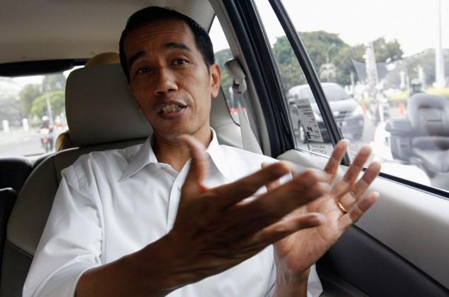 Presiden Jokowi Minta Relawannya Dukung Ahok
