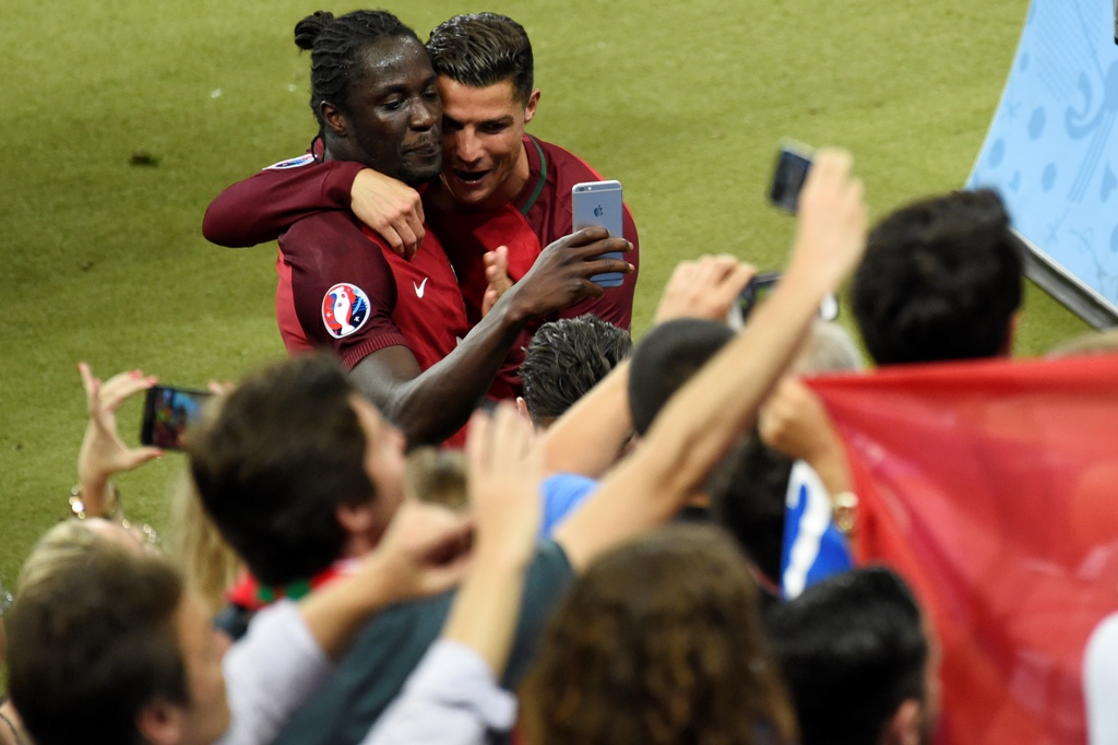 Eder: Semua Berkat Ronaldo