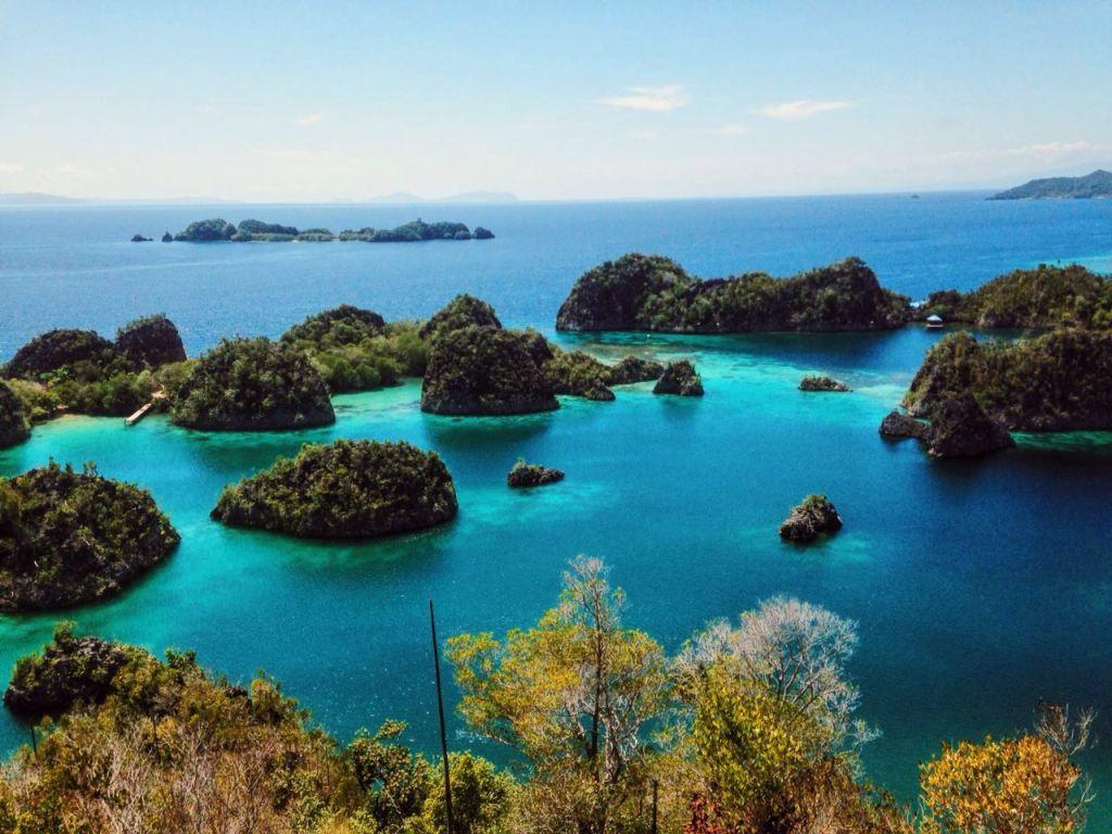 Surga Terakhir di Barat Papua yang Memanjakan Mata