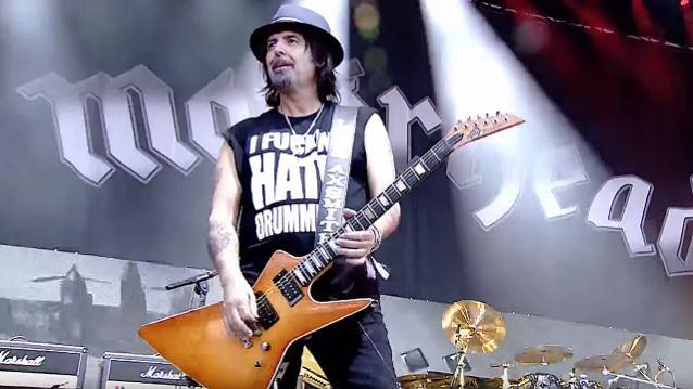 Mantan Personel Motorhead Mimpi Didatangi Lemmy Kilmister
