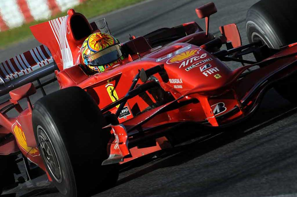 Khawatir Pamor F1 Hanya Show Alasan Wolff Undang Rossi