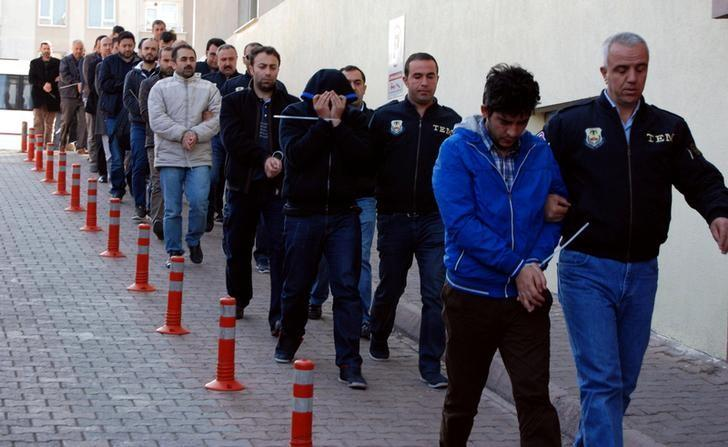 Turki Tangkap 1.000 Orang Terkait Fethullah Gulen