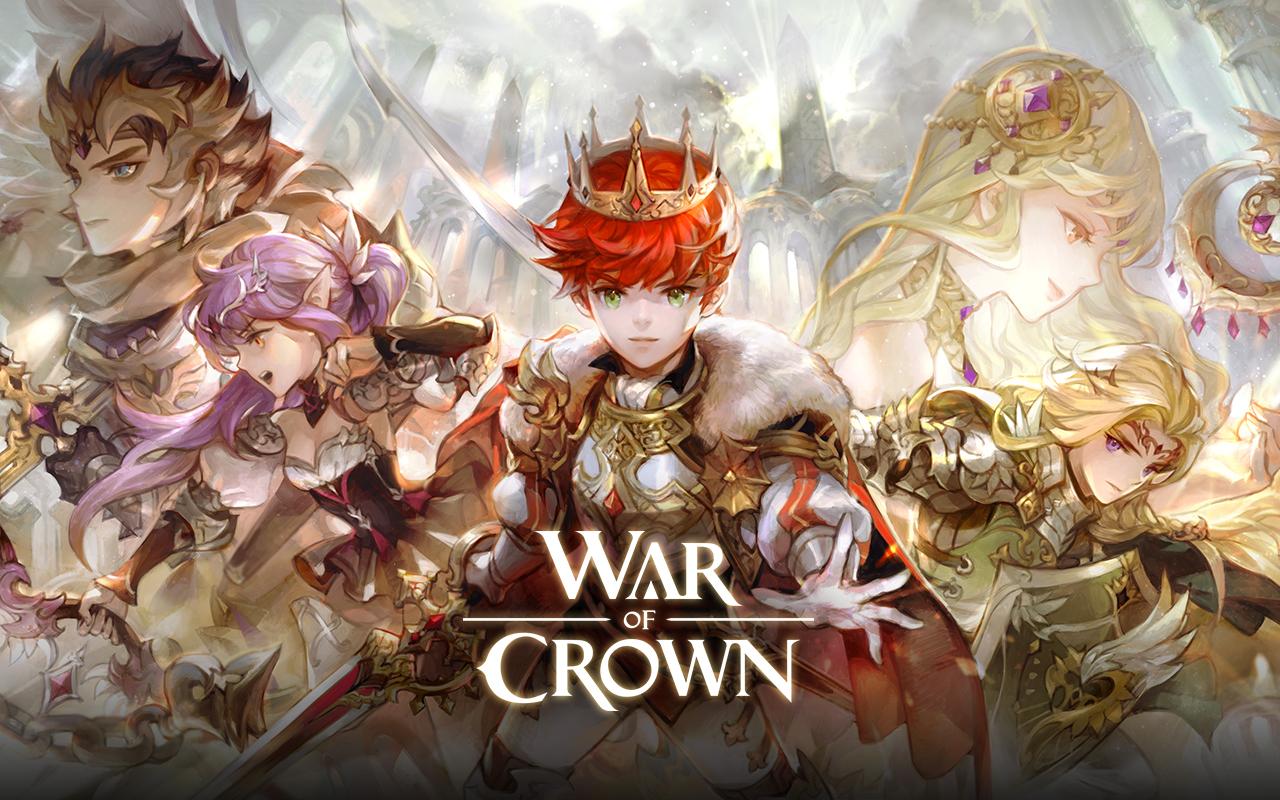 Game Mobile Tactical RPG War of Crown Sudah Hadir di Indonesia