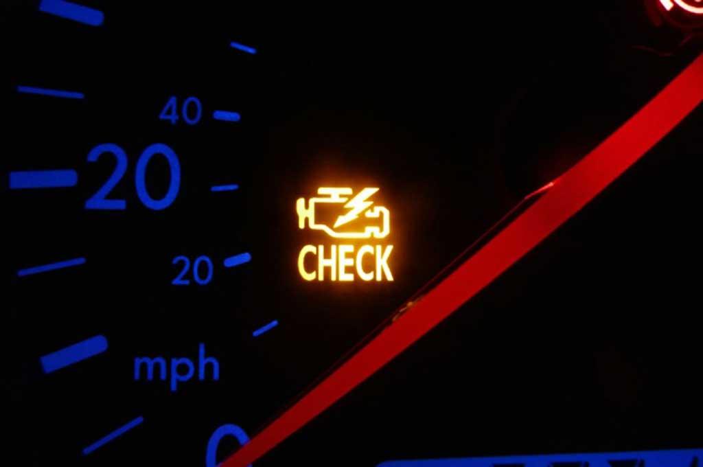 Ini Penyebab Indikator Check Engine Menyala