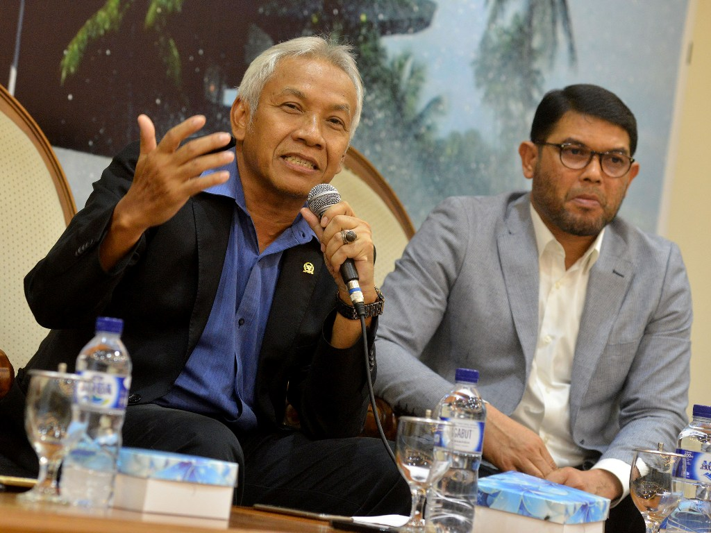 DPR Sebut Pemanggilan Kapolri ke Istana bukan Intervensi