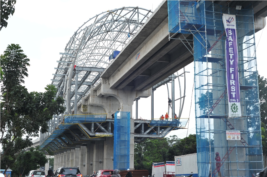 Jumlah Penumpang LRT Diprediksi Terus Meningkat, Subsidi akan Berkurang