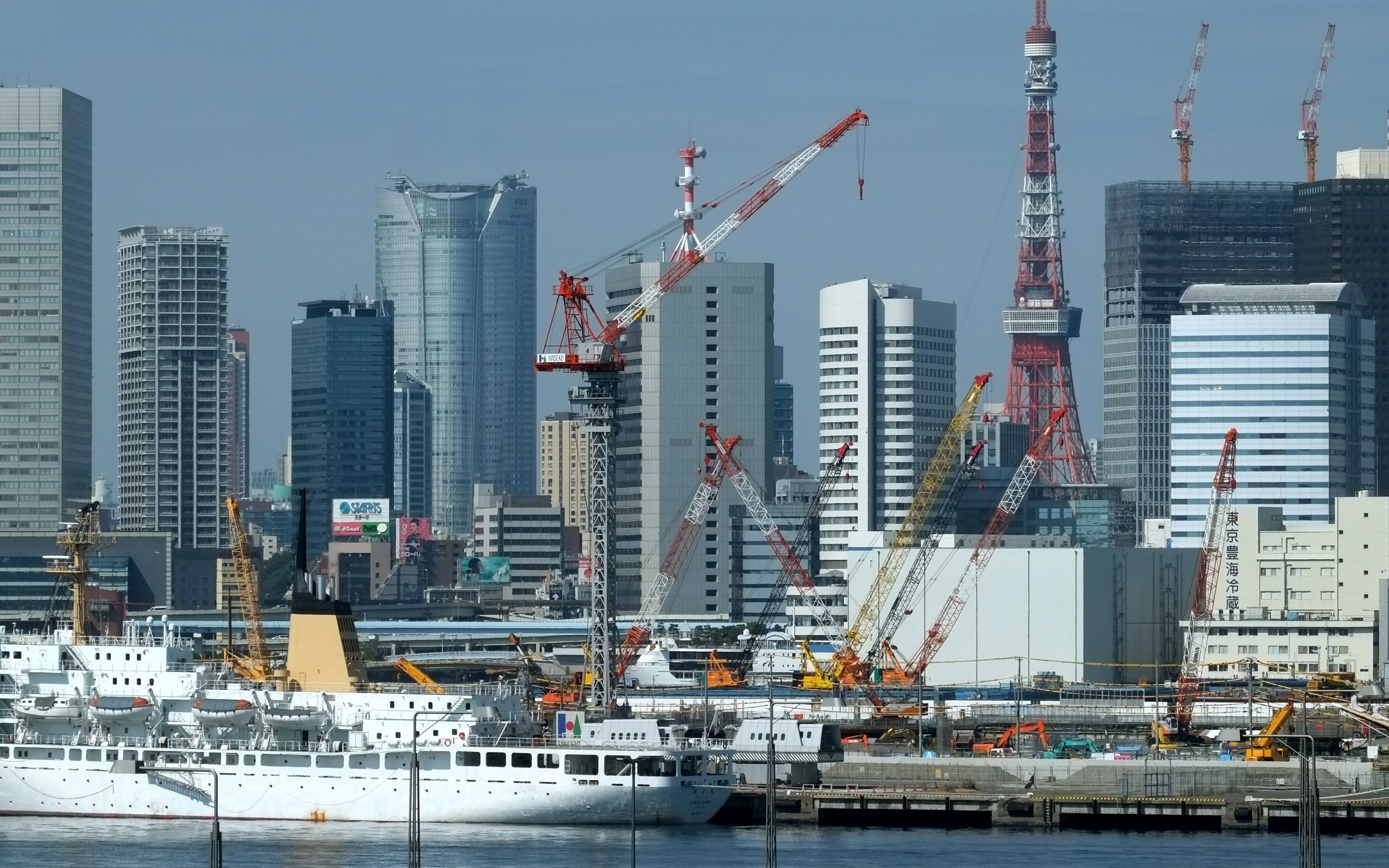 Japan Business Confidence Hits Decade High