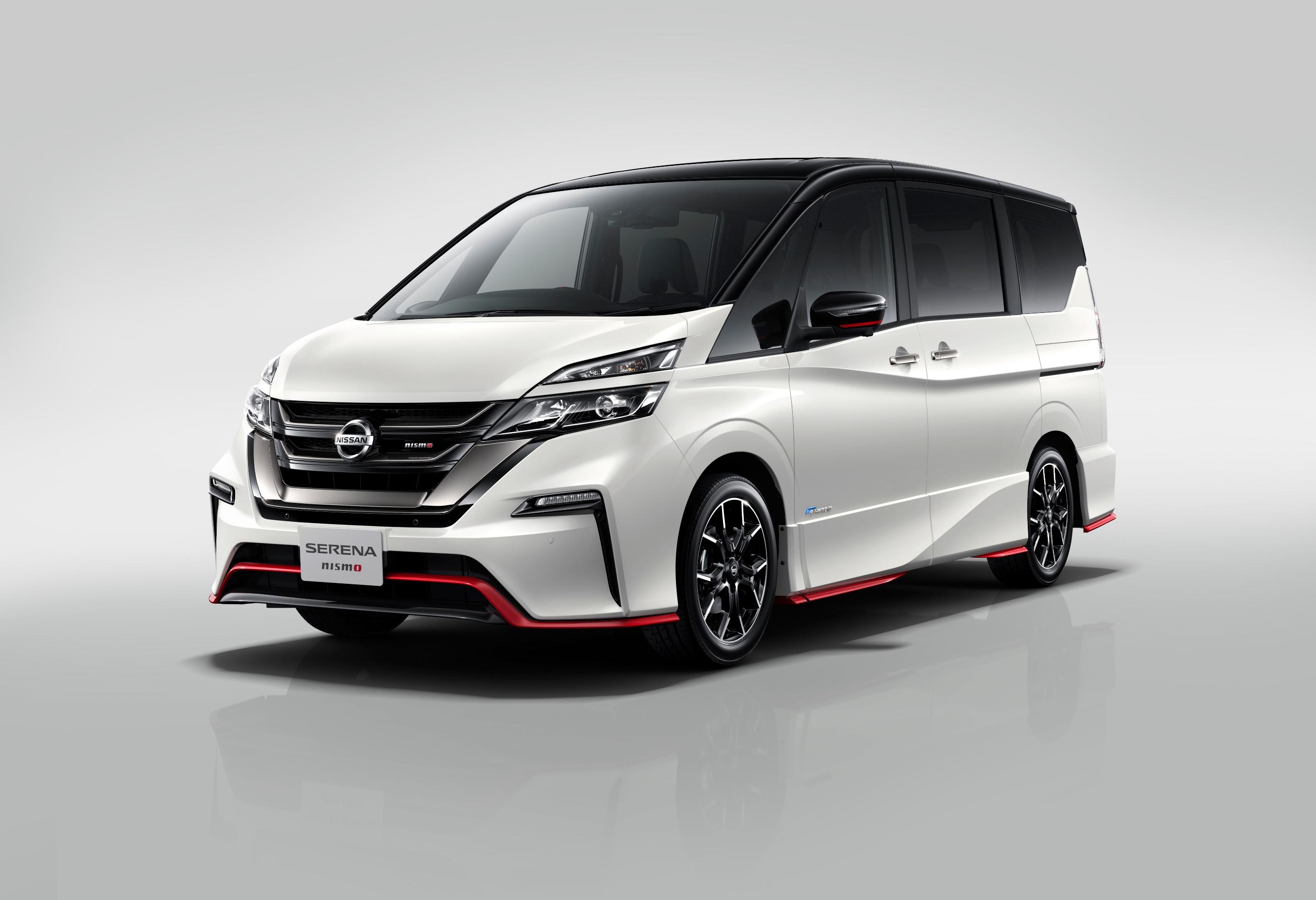 Nissan Serena Nismo Mobil Keluarga Sensasi Balap