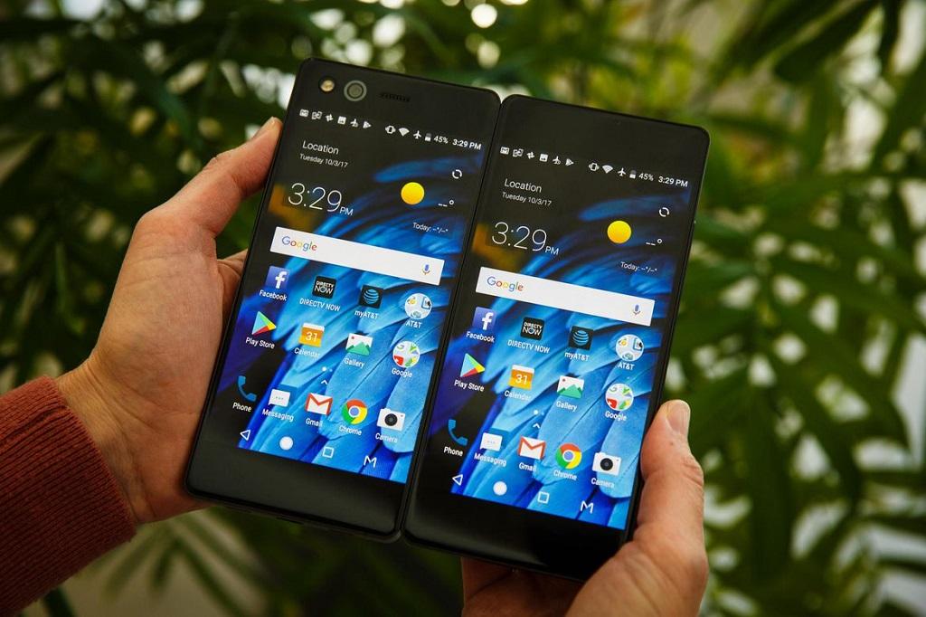 ZTE Axon M, Android dengan Dua Layar