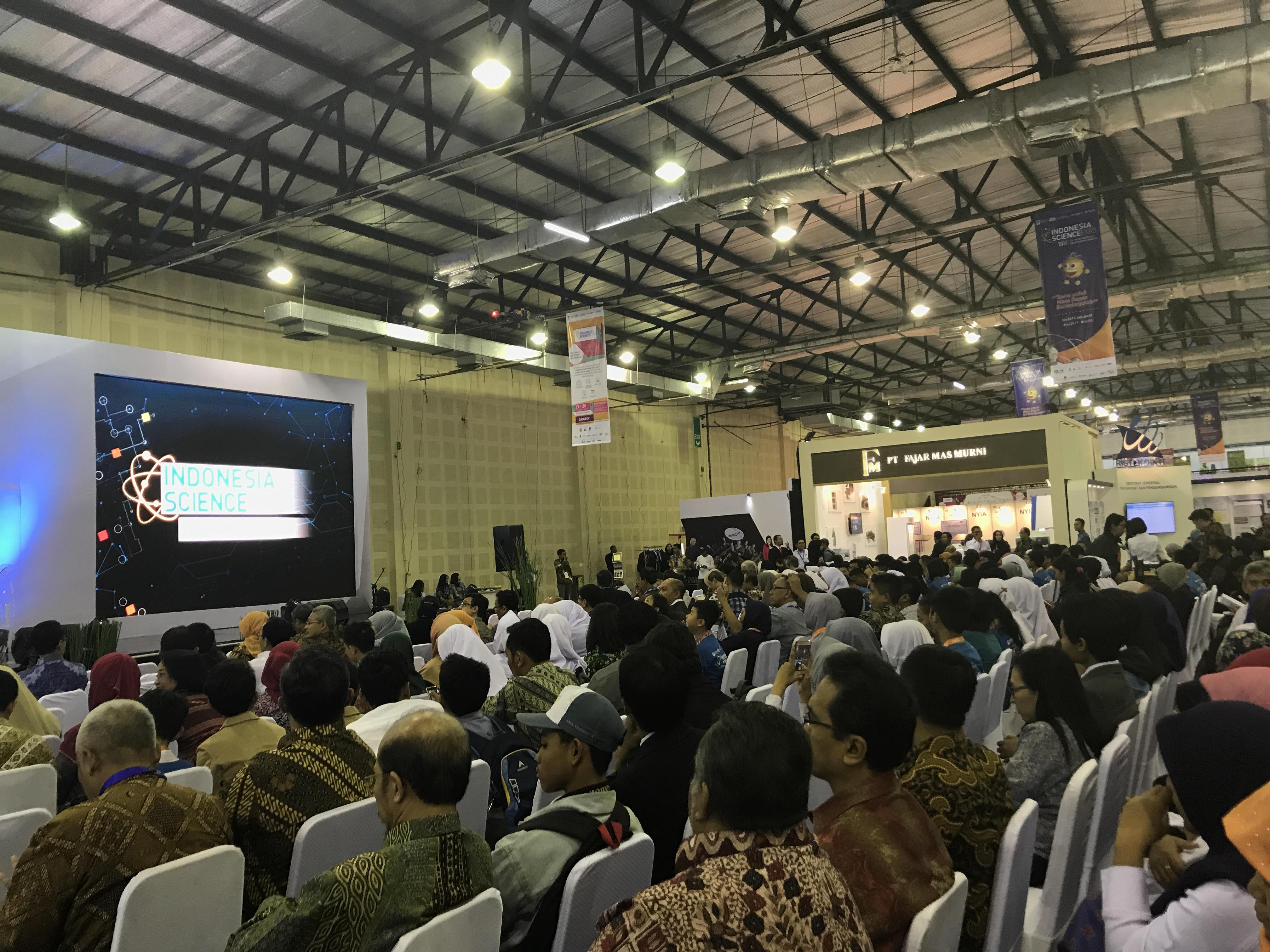 LIPI Kembali Gelar Indonesia Science Expo