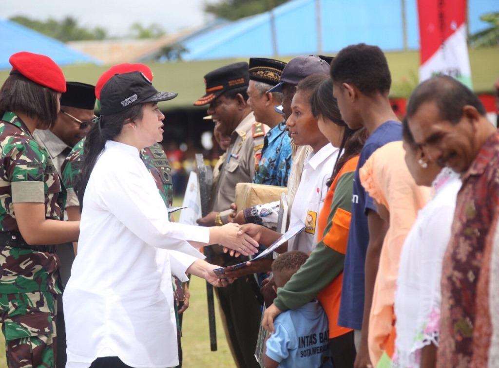 Menko PMK Ajak Generasi Muda Mempersiapkan Diri Demi Kemajuan Bangsa