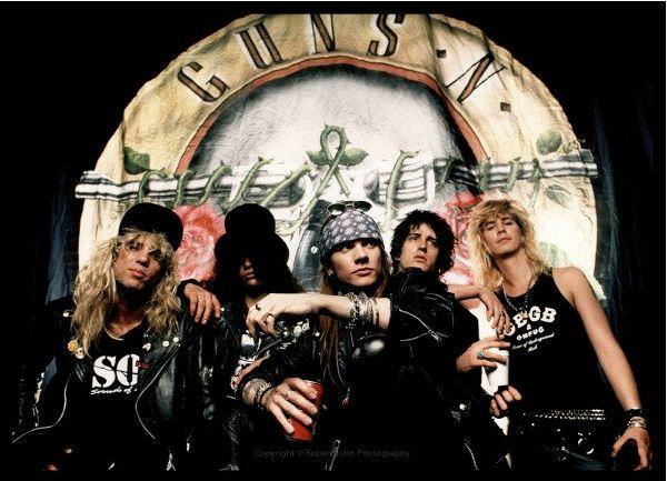 Guns N Roses, Legenda Rock n Roll dari Hollywood