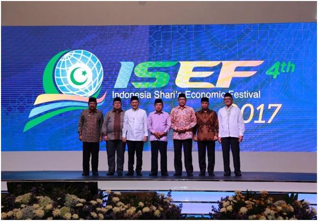 ISEF 2017 Gaungkan Pengembangan Ekonomi dan Keuangan Syariah