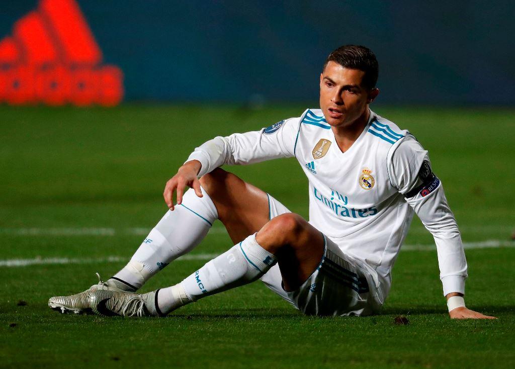 Muncul Patung Tandingan Wajah Cristiano Ronaldo