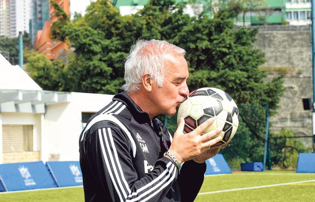 Mengenal Roberto Carlos Mario Gomez, Pelatih Baru Persib Bandung