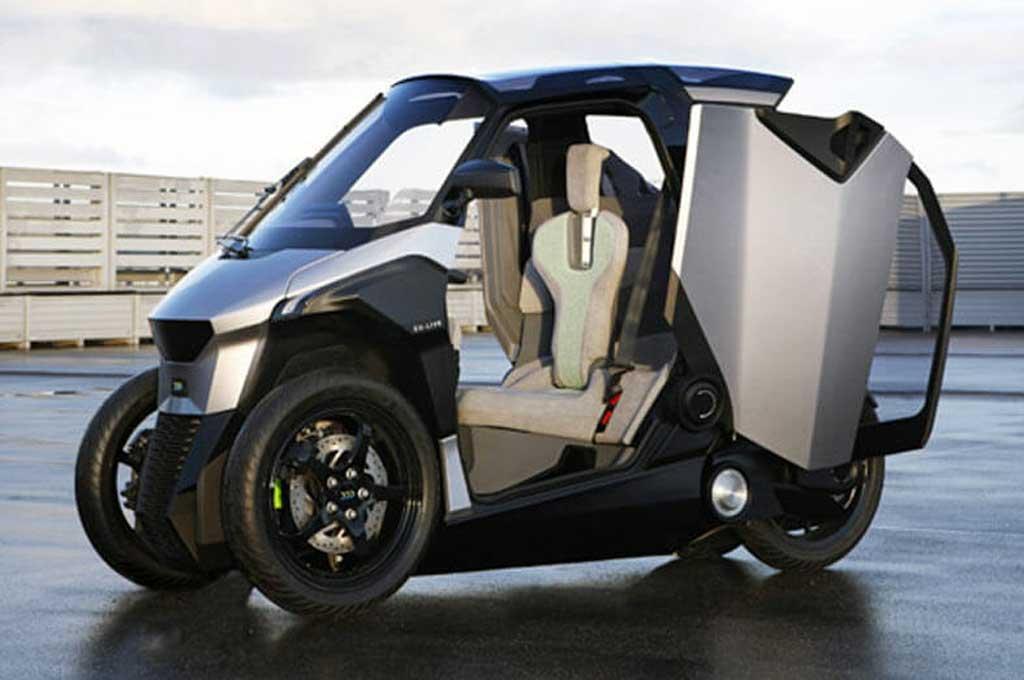 Renault Twizy Concept, Perantara Mobil dan Motor Listrik