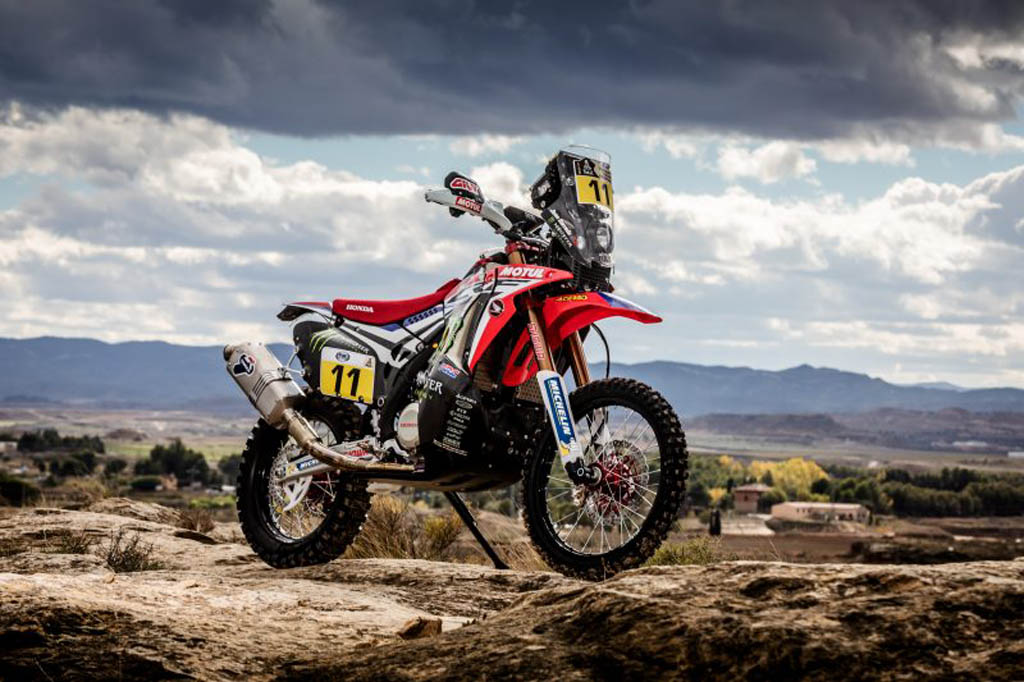 Motor Reli Dakar Honda Dicuri, Tim Rugi Rp4,7 Miliar