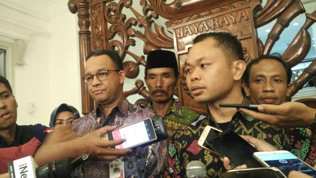 Anies Pertimbangkan Saran Koalisi Selamatkan Teluk Jakarta