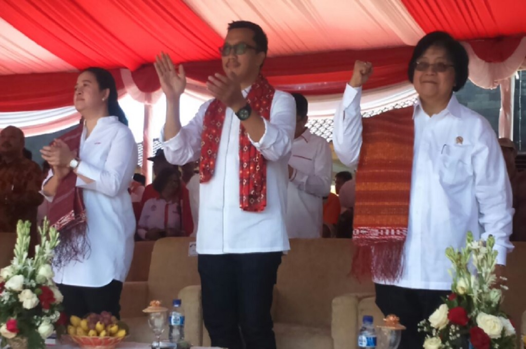 Kirab Pemuda Nusantara, Cara Kekinian Bangkitkan Semangat Kebersamaan