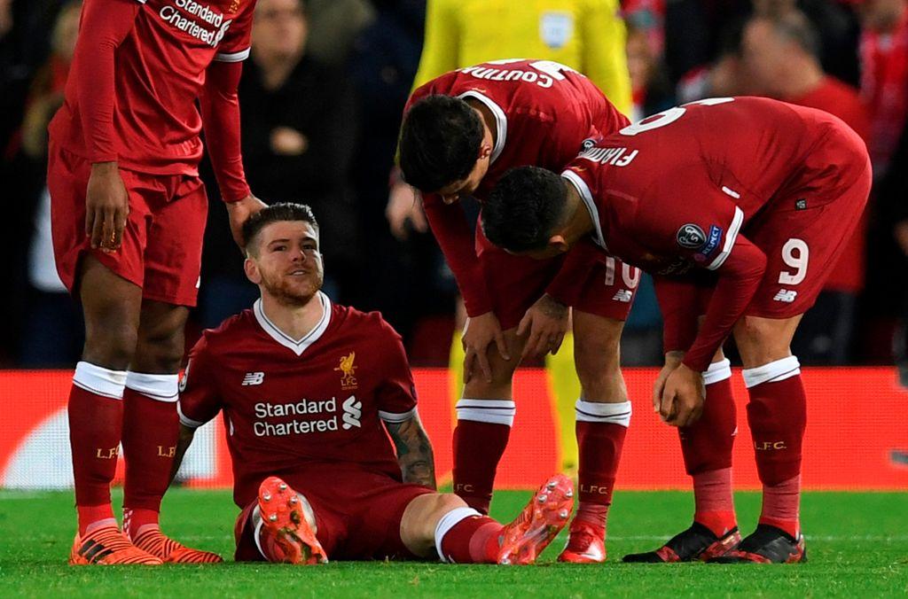 Moreno Jadi Tumbal Kemenangan Besar Liverpool