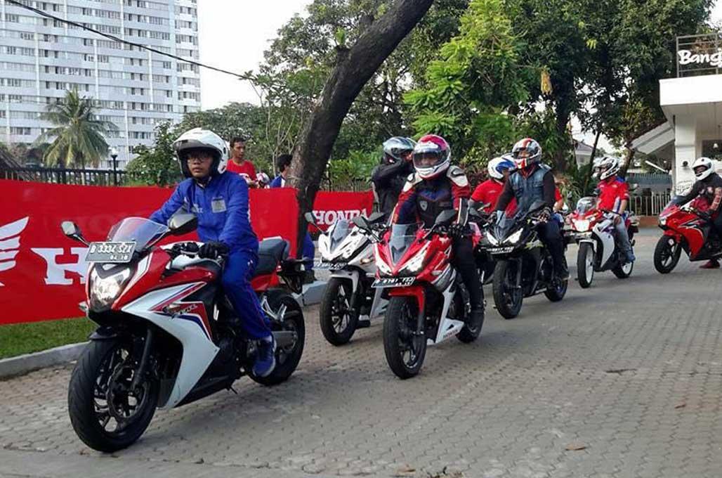 Kuasai 75 Persen Pasar, Target Honda Motor di 2018