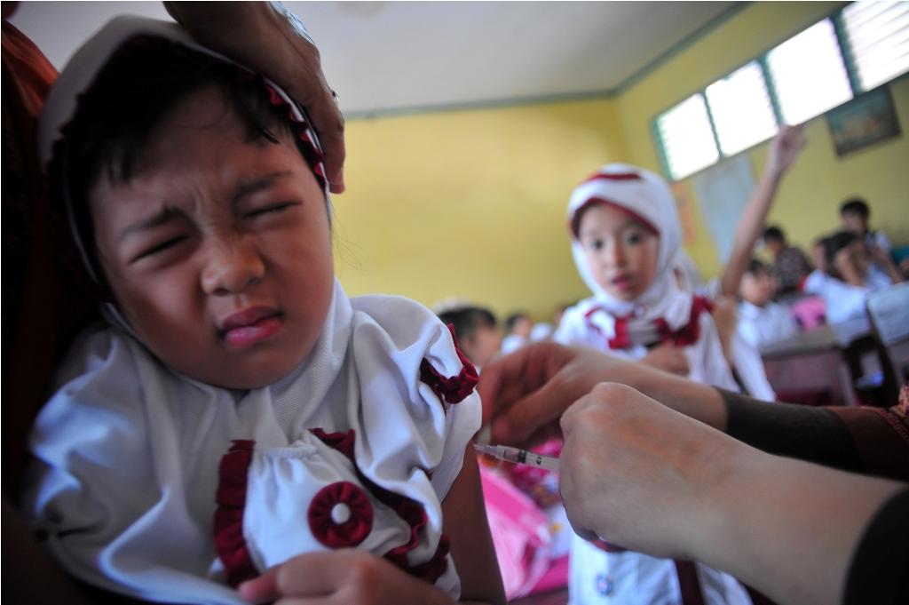 Penyebab Banyak Kasus Difteri Terjadi di Jatim