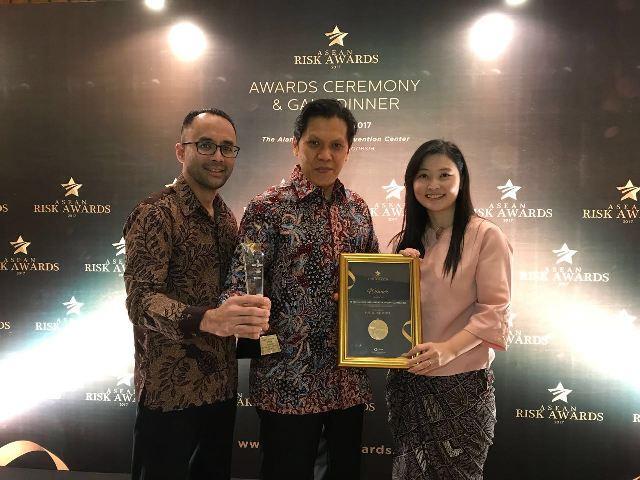 Penjaminan Infrastruktur Indonesia Raih ASEAN Risk Award