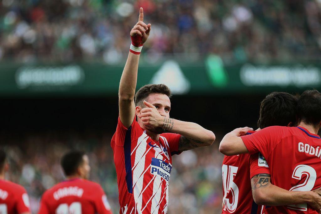 Atletico Madrid Cetak Rekor Pribadi di La Liga
