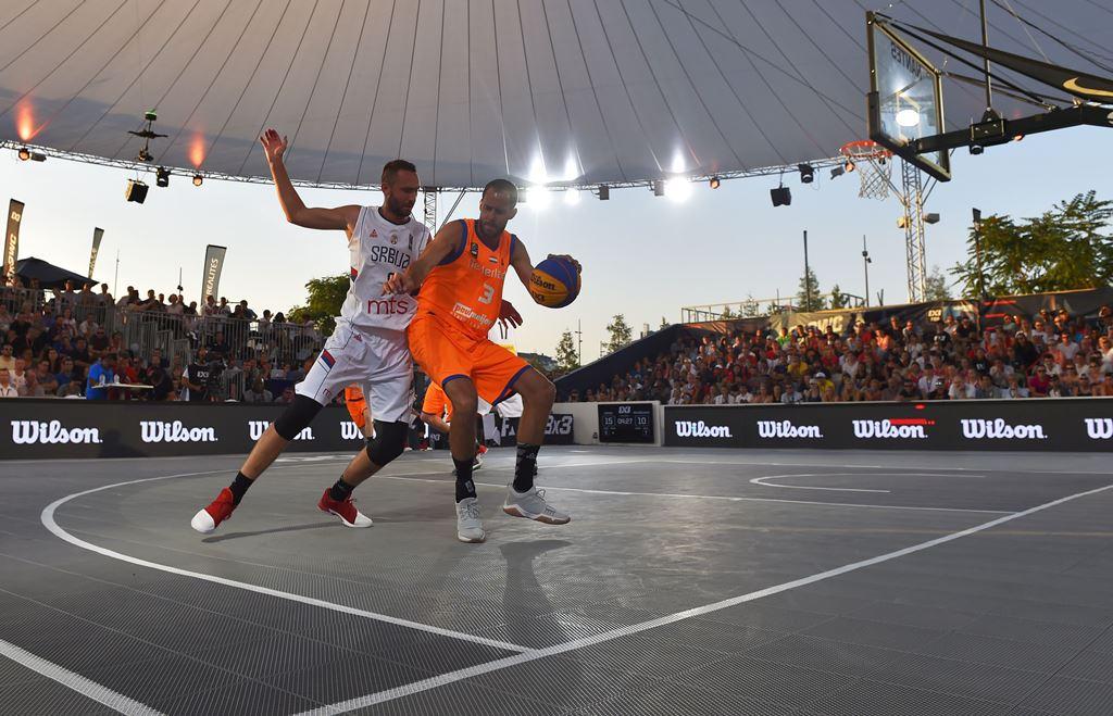Tiongkok jadi Tuan Rumah Piala Asia Basket 3x3 hingga 2021
