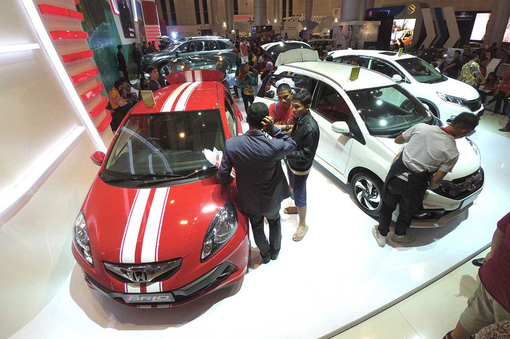 Industri Otomotif Indonesia Makin Dipercaya Dunia