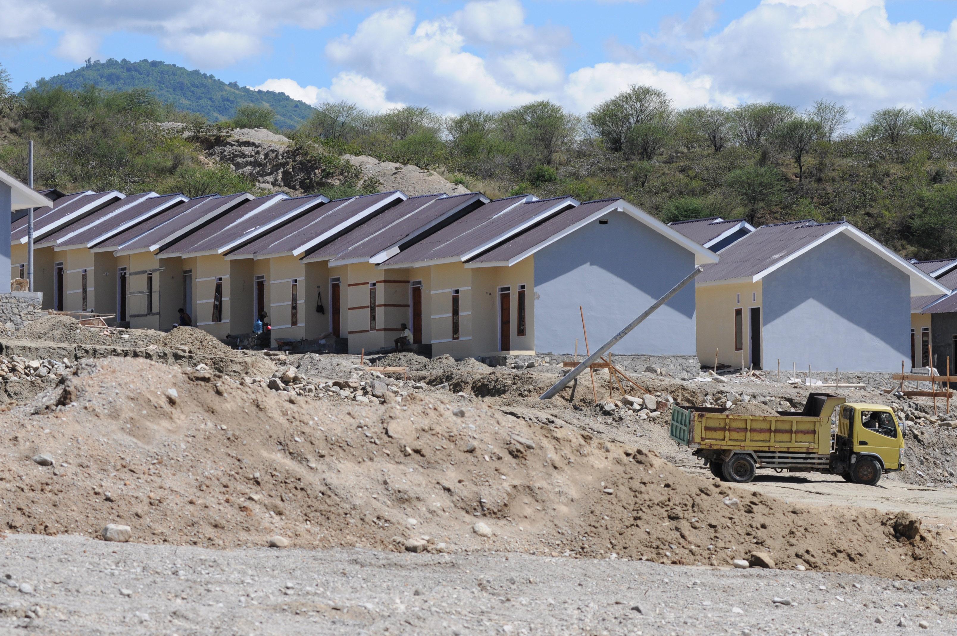 Tahun Ini 765 Ribu Rumah Murah Dibangun