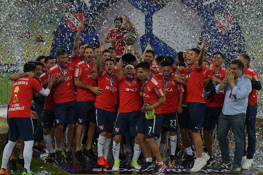 Independiente Juara Copa Sudamericana 2017