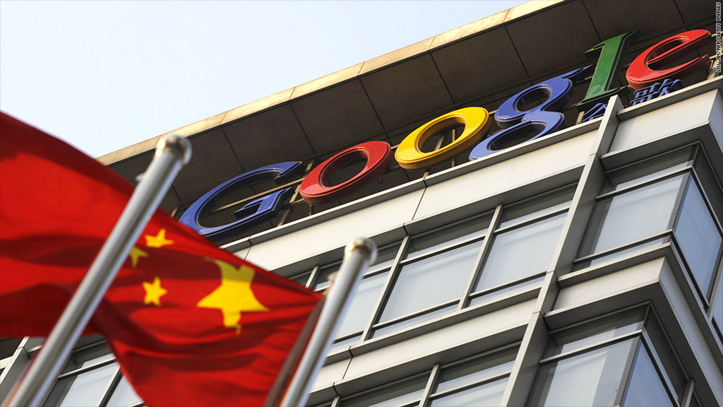 Google Bangun Pusat Kecerdasan Buatan di Tiongkok