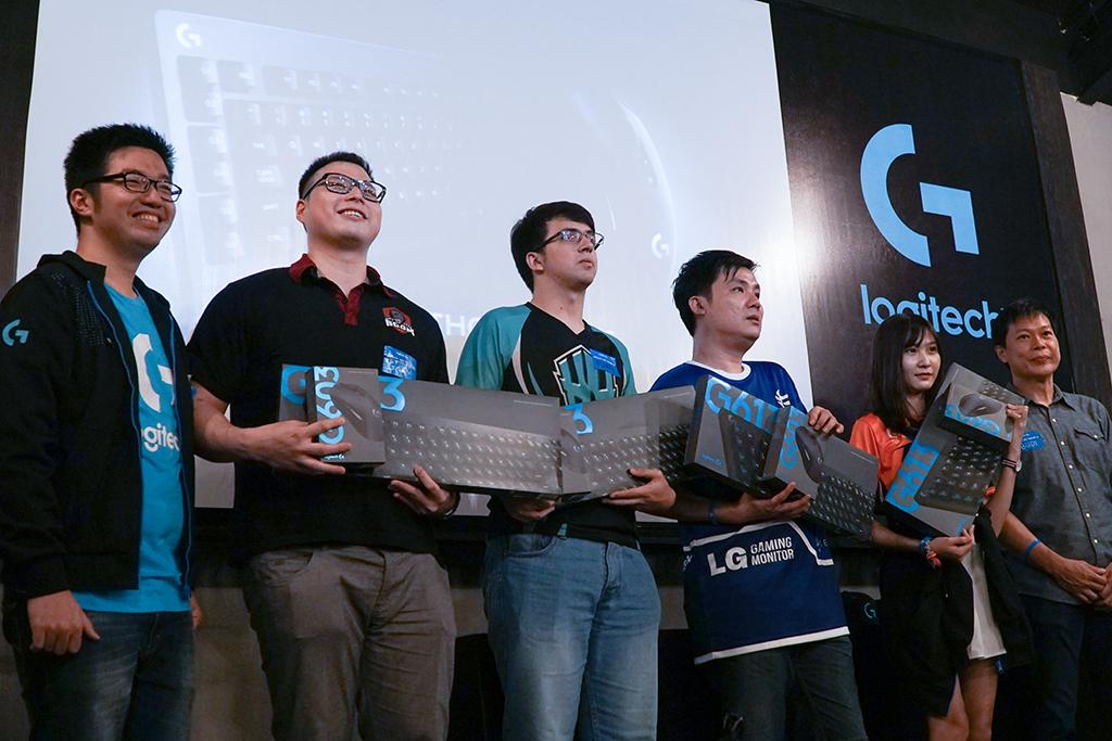 Logitech Boyong 3 Perangkat Gaming Nirkabel ke Indonesia, Apa Saja?