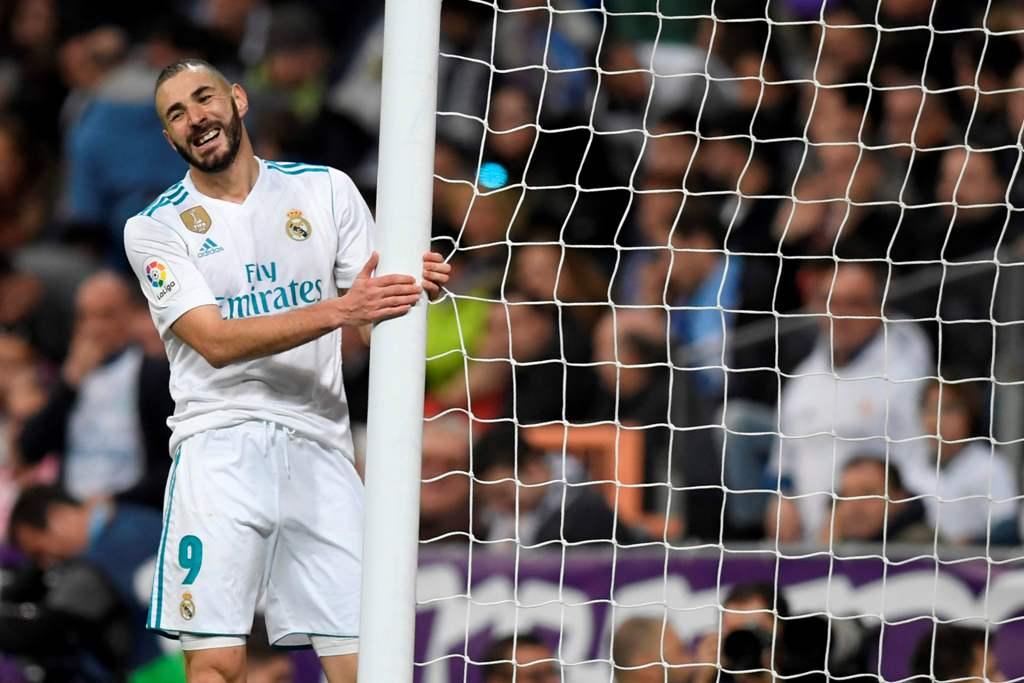 Manchester City Tertarik Boyong Benzema