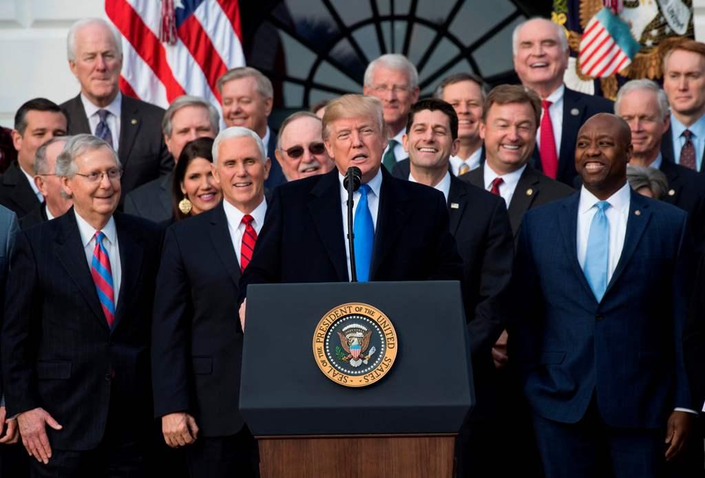 Kongres AS Loloskan RUU Pajak AS